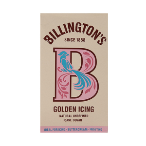 Billington's Golden Icing Sugar 500 Gm