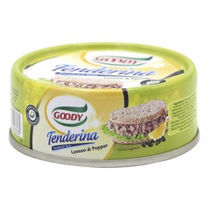Goody Tenderina Sandwich Tuna Lemon & Pepper 80g