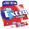 Extra Gum Strawberry 10 Pellets