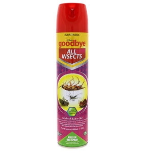 Goodbye Instant Kill All Insects 400 Ml