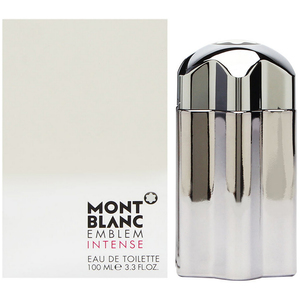 Mont Blanc Emblem Intense Eau De Toilette for Men 100ml