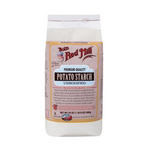 Bobs Red Mill Unmodified Potato Starch 680g