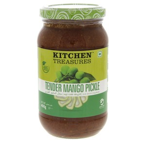 Kitchen Treasures Tender Mango Pickle 400g