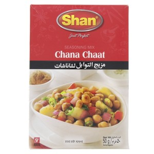 Shan Chana Chaat  Seasoning Mix 50g