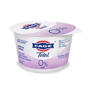 Fage Total 0% Fat Free Yoghurt 500g