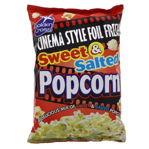 Golden Cross Popcorn Sweet And Salted 150g