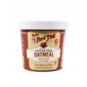 Bob's Red Mill Brown Sugar and Maple Oatmeal Gluten Free 61g