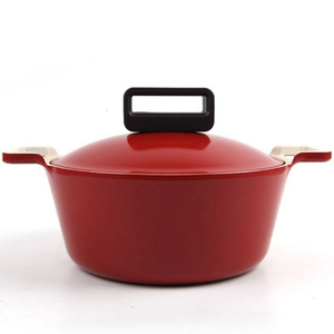 Neoflam Cube Die-Casted Casserole 24cm Assorted Colors