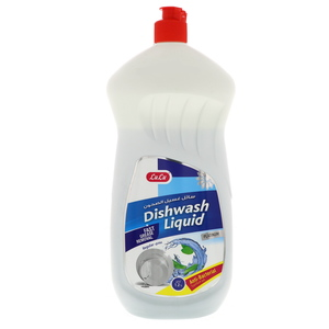 Lulu Platinum  Dish Wash Liquid Reqular 1.2Litre
