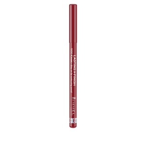 Rimmel London Lasting Finish 1000 Kisses Pencil - Red Dynamite A True Red 1pc