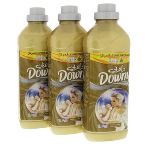 Downy Concentrate Feel Luxurious 1Litre x 3pcs