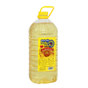 Daily Fresh Sunflower Oil 5ltr