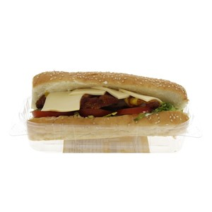Fish Fillet Sandwich 1pc