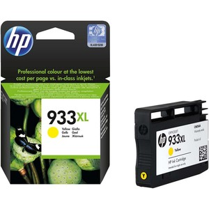 HP Ink Cartridge 933XL Yellow