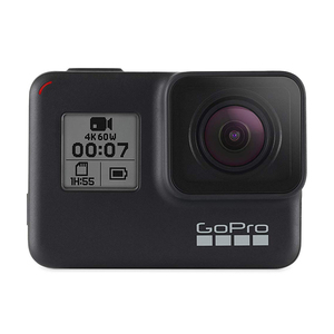 GoPro Action Camera Hero7 CHDHX701 + JBL Bluetooth Headphone T500