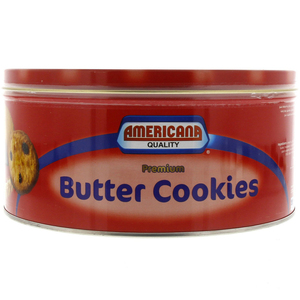 Americana Premium Butter Cookies Red 454g