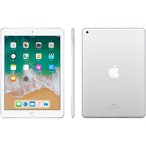 "Apple iPad-6th Generation 9.7"" Wifi 128GB Silver"