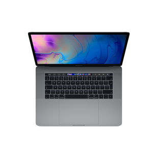 MacBook Pro Touch Bar With 15.4-Inch Retina Display, Core i7 Processor/16GB RAM/256GB SSD/4GB Radeon Pro 555X Graphics Card/Space Gray(MV902B/A)