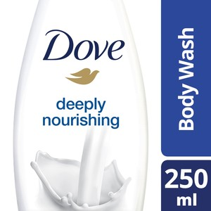 Dove Body Wash Deeply Nourishing 250ml