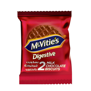 Mcvities Digestive Milk Chocolate Biscuit 33.3g