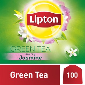 Lipton Green Tea with Jasmine 100 Teabags