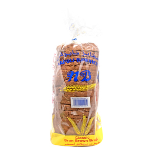 Napoli Bakeries Classic Bran Brown Bread 1Pkt