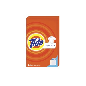 Tide Washing Powder Concentrated Original Scent 1.5kg