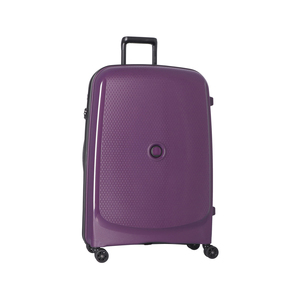 Delsey Belmont Plus 4Wheel Hard Trolley 70cm Purple