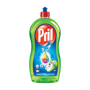 Pril Multi Power Dishwashing Liquid Apple 1.25Litre