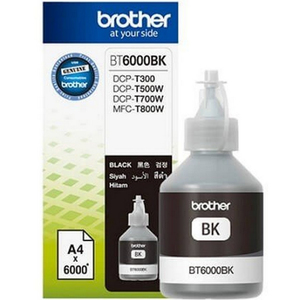 Brother Ink Cartridge BT6000 Black