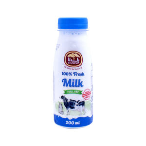 Baladna Fresh Milk Full Fat 200ml
