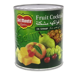 Del Monte Fruit  Cocktail In Syrup 825g