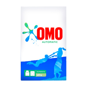 Omo Washing Powder Automatic 1.5kg