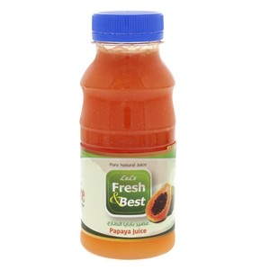 Lulu Fresh Papaya Juice 250ml