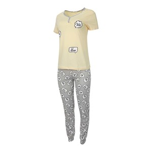 Eten Women's Pyjama Set Short Sleeve DJ-837