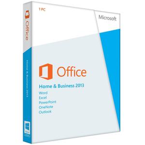 Microsoft Office Home & Business T5D-01599