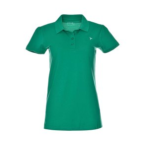 Eten Ladies Basic Polo T-Shirt Green