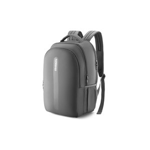 "American Tourister School Backpack Forro 17"" Grey"