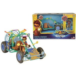 Dune Buggy And Action Figure