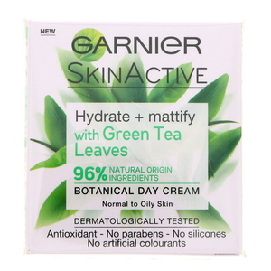 Garnier Skin Active with Green Tea Leaves Botanical Day Cream 50ml
