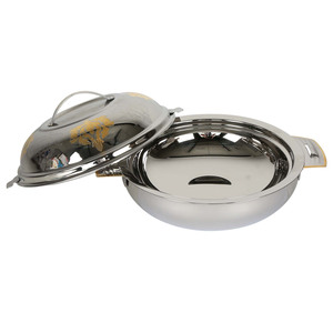 Shah Stainless Steel Hot Pot SAFIA 28cm