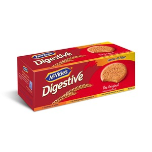 Mcvities Digestive Delicious Wheat Biscuit 400g