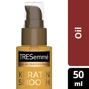 Tresemme Keratin Smooth with Marula Hair OiI 50ml