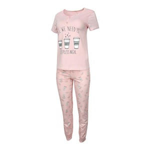 Eten Women's Pyjama Set Short Sleeve DJ-813