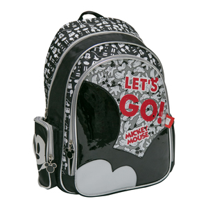 Mickey Mouse School Adult Back Pack FK15242 16inch