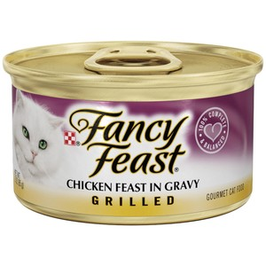 Purina Fancy Feast Grilled Chicken Wet Cat Food 85 Gm