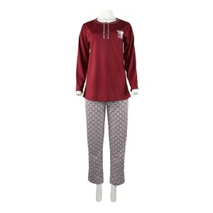 Eten Women's Pyjama Set Long Sleeve NJMWP12 Medium