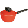 Neoflam Cube Die-Casted Sauce Pan 18cm