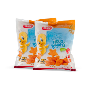 Lulu Kiddy Chicken Nuggets 1kg x 2pcs