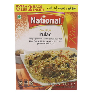 National Spice Mix For Pulao 140g